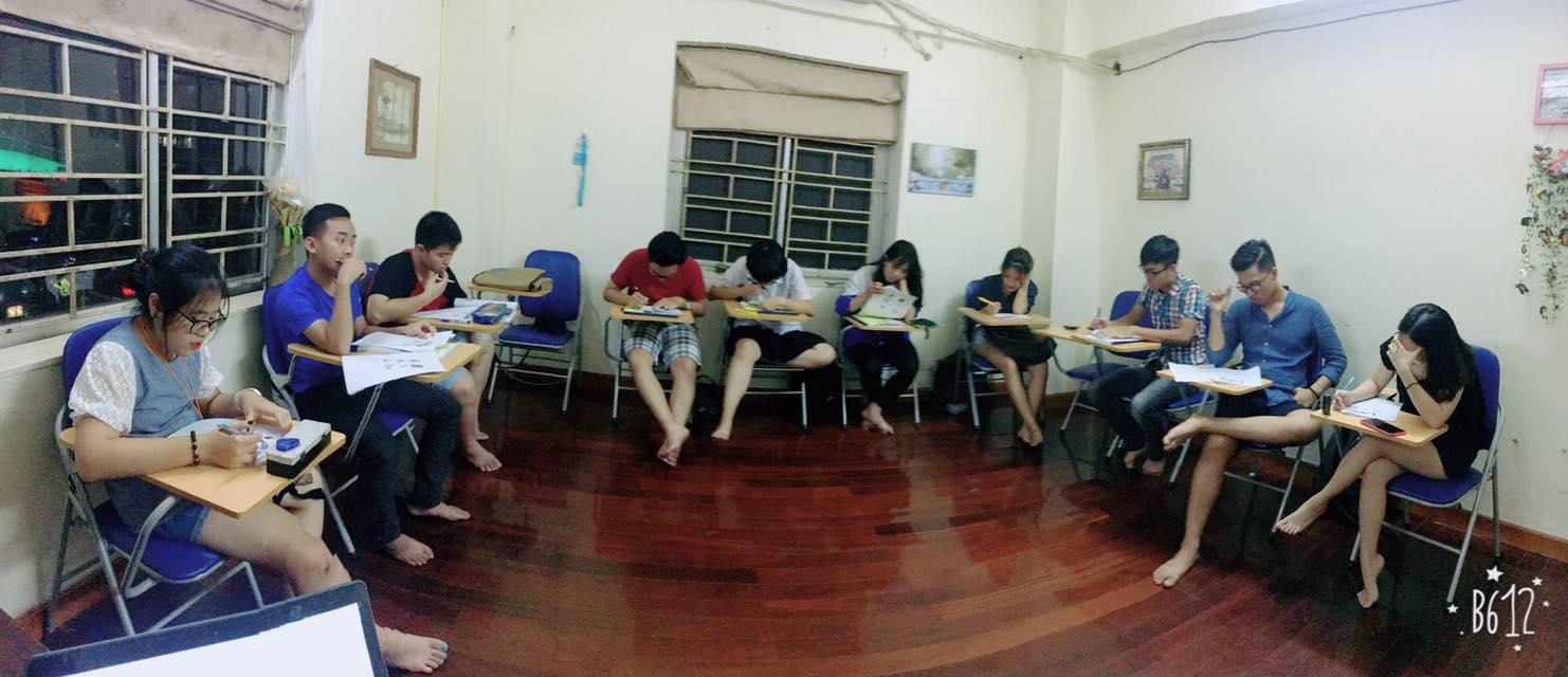 Khóa học tiếng trung giao tiếp cơ bản ở Hà Nội