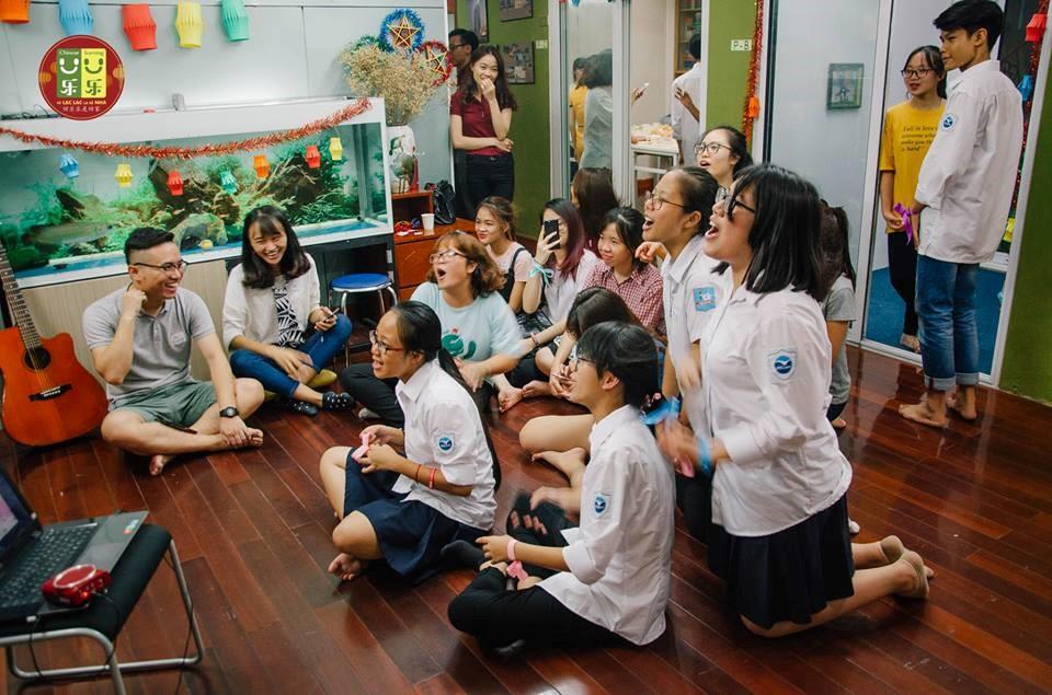 khóa học tiếng trung giao tiếp cho trẻ em