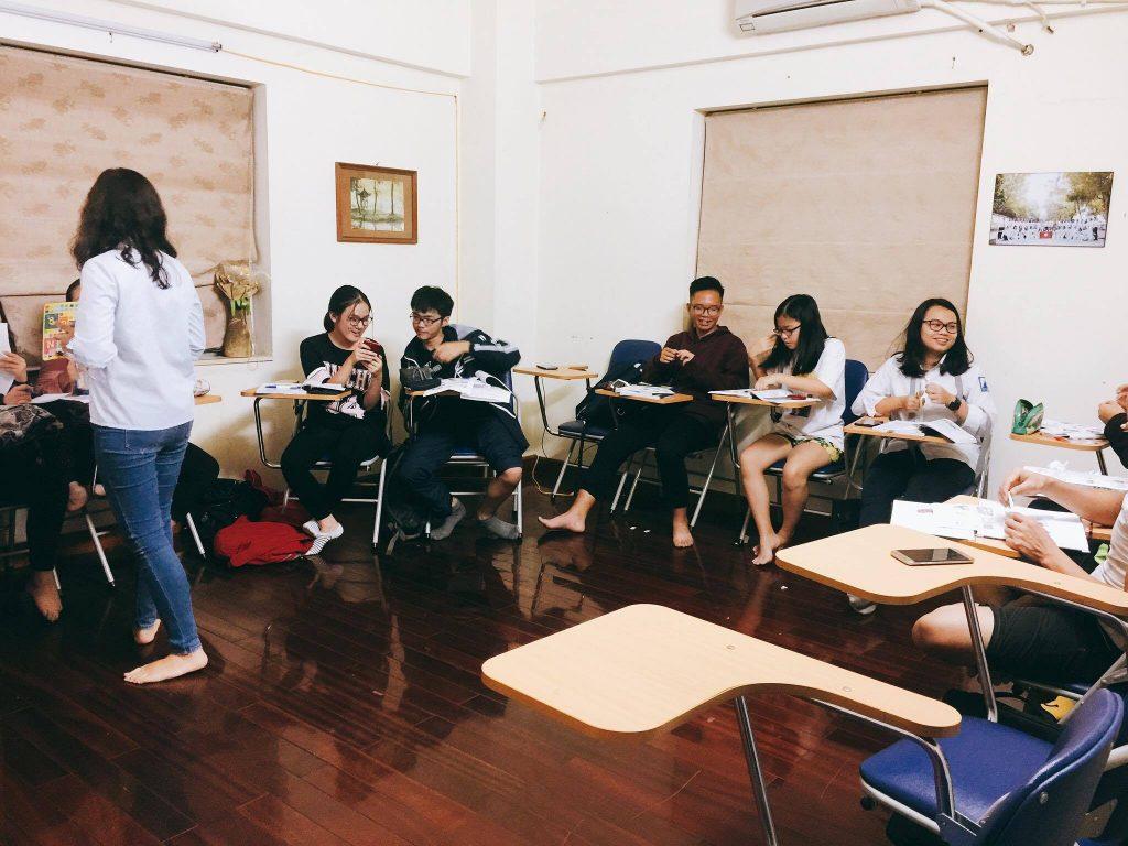 khóa học tiếng trung giao tiếp nâng cao