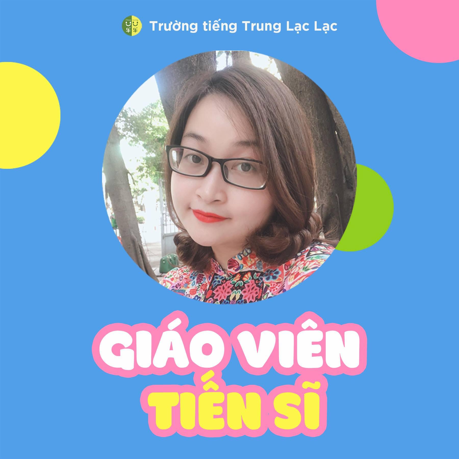 giáo viên dạy tiếng trung cho trẻ em Hà Nội