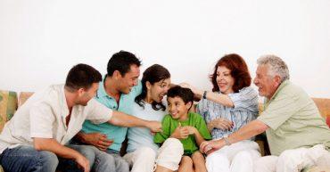 từ vựng tiếng trung chủ đề gia đình