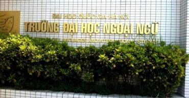 tên các trường đại học bằng tiếng trung