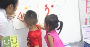 cách dạy tiếng trung cho trẻ em