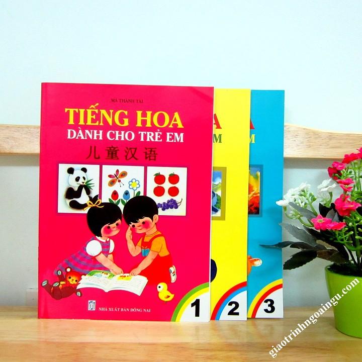 Sách Tiếng Hoa dành cho trẻ em