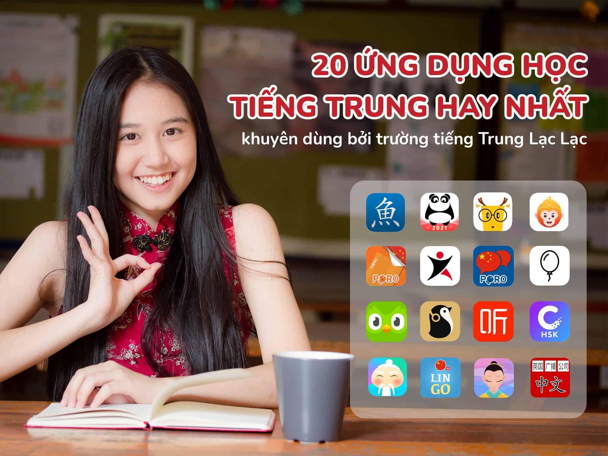Ứng dụng học tiếng Trung hay nhất bạn nhất định phải biết